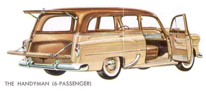 1953 Chevrolet Models