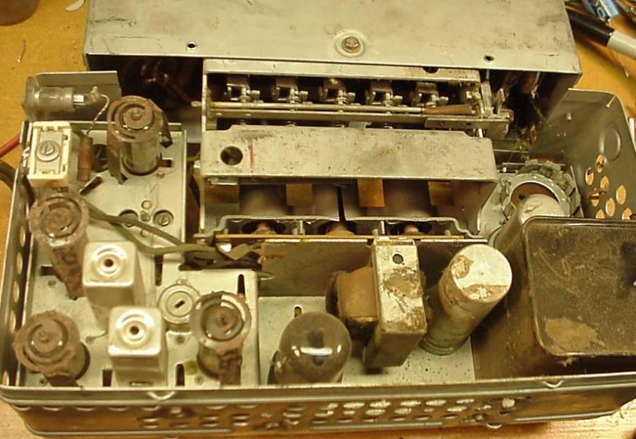 1953 Chevrolet Radio